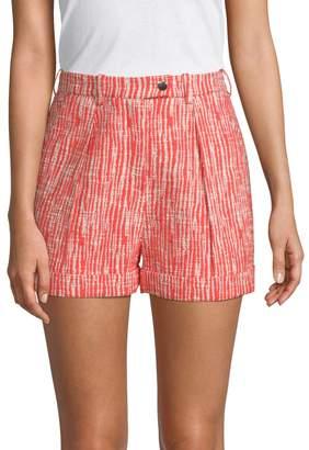 Carven Women's Tweed Shorts