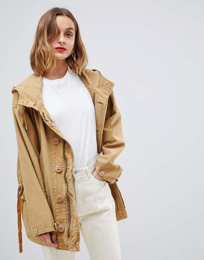 Joshua Tree rain jacket