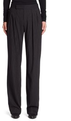 Ralph Lauren Collection Harrison Pleated Wool Pants $1,250 thestylecure.com