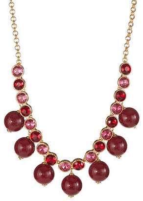 Kate Spade True Colours Crystal Statement Necklace