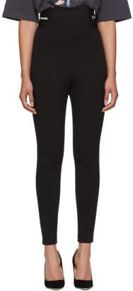 alexanderwang.t Black Stretch Suiting Leggings