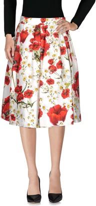 Dolce & Gabbana Knee length skirts - Item 35324037JP