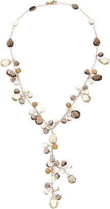 Effy Fine Jewelry 14K 112.20 Ct. Tw. Gemstone Necklace