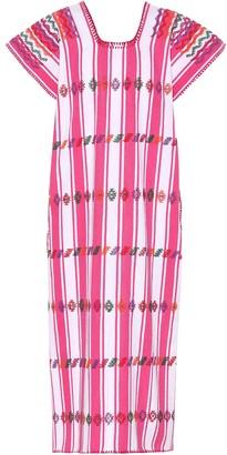 Pippa Holt No. 57 embroidered cotton kaftan