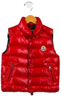 Moncler Toddlers' Down Puffer Vest
