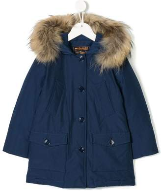 Woolrich Kids padded coat