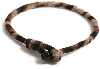 TopmanTopman Leopard Bandana Bracelet*
