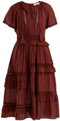 Sea Adaline bead-embellished dress