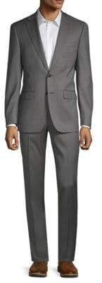 Calvin Klein X Slim-Fit Wool Suit