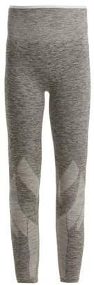 Lndr - Six Eight Performance Leggings - Womens - Grey Multi