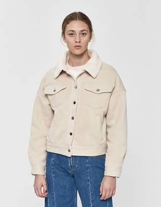 Farrow Lauren Faux Sherpa Jacket