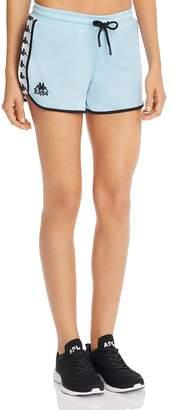 Kappa Anguy Drawstring Mesh Shorts
