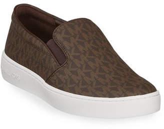 085c788c193d MICHAEL Michael Kors Brown Women s Sneakers - ShopStyle