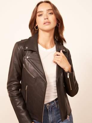 Veda Bad Leather Jacket