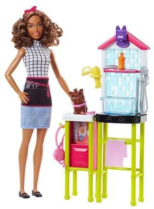 Mattel Inc. Barbie(R) Career Pet Groomer Doll Playset