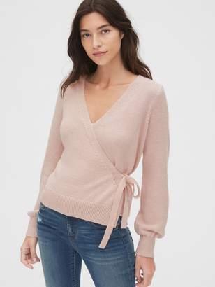 Gap Wrap Cardigan Sweater