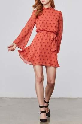 BB Dakota Tabitha Chiffon Dress