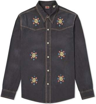 Levi's Clothing Rockers Chambray Shirt