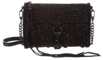 Rebecca Minkoff Splatter Suede Mini M.A.C. Crossbody Bag