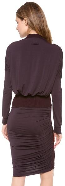 Jean Paul Gaultier Long Sleeve Jersey Top