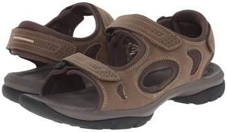 Dockers Devon 3 Strap Sandal Men's Sandals