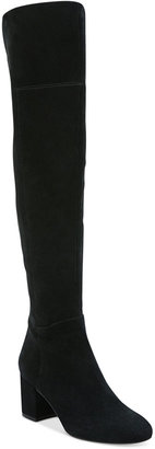 Franco Sarto Kerri Over-The-Knee Boots $199 thestylecure.com