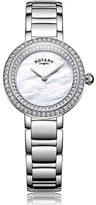 Rotary ' Petite' Quartz Stainless Steel Casual Watch