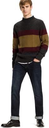 Tommy Hilfiger Mock Turtleneck Sweater