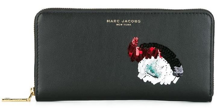Marc Jacobs Marc Jacobs Vintage Collage continental wallet