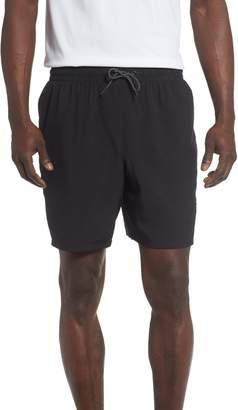 Nike Camo Mesh Reversible Volley Shorts