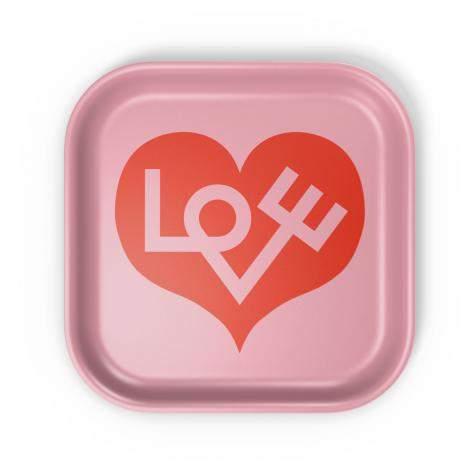 Classic Tablett Love Heart, small