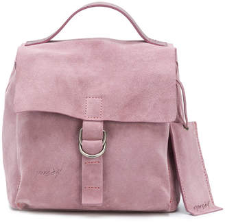 Marsèll top handle backpack