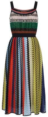 Missoni Crochet Knit Dress