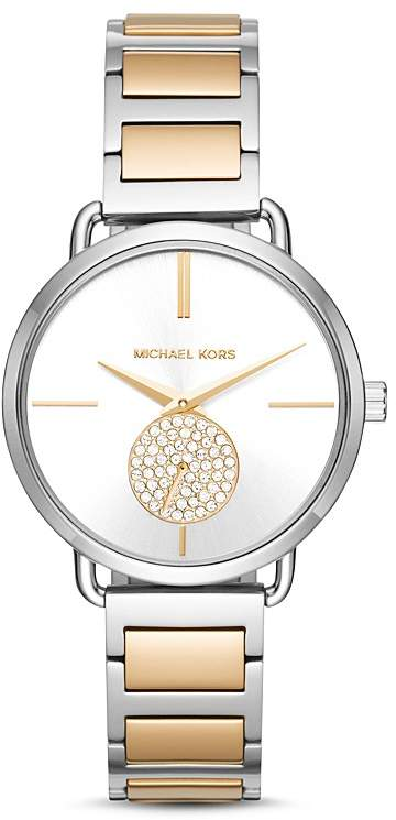 MICHAEL Michael Kors Michael Kors Portia Watch, 36.5mm