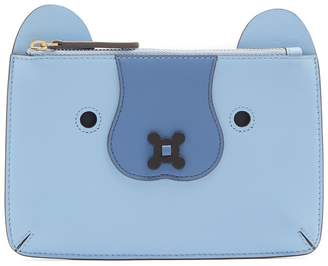 Anya Hindmarch Husky leather coin purse