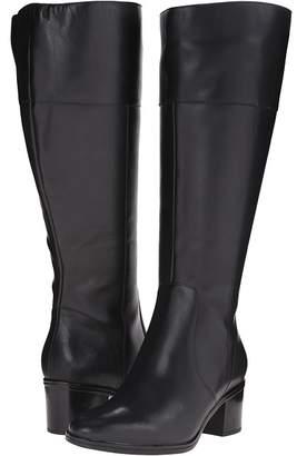 Naturalizer Harbor Wide Calf Women's Wide Shaft Boots