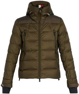 Moncler Camurac quilted nylon jacket