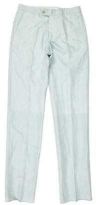 Giorgio Armani Wool-Blend Pants