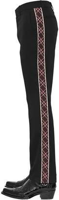 Calvin Klein 20mm Dry Handfeel Wool Gabardine Pants