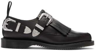 Dr. Martens Black Delylah Loafers