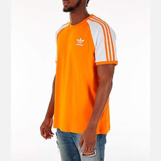 adidas Men's adicolor 3-Stripe T-Shirt
