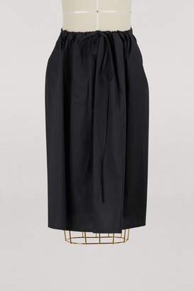 Atlantique Ascoli Cottage mini skirt