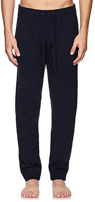 Derek Rose Men's Finley Cashmere Lounge Pants - Navy