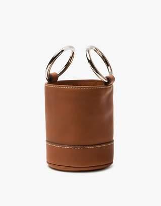 Simon Miller Bonsai 15 cm Bag in Dark Tan