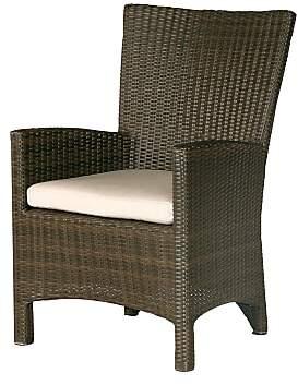 Barlow Tyrie Savannah Deep Seat Outdoor Armchair, Natural