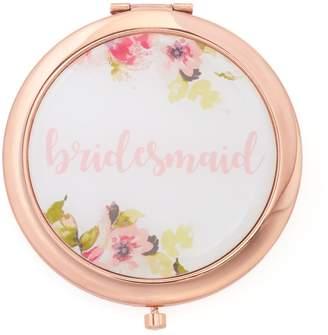 """""""Bridesmaid"""" Mirror Compact"""