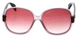 Giorgio Armani Gradient Logo Sunglasses