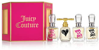 Juicy Couture House of Deluxe Mini Four-Piece Set