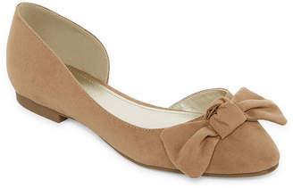 A.N.A Womens Dorothy Ballet Flats Slip-on Closed Toe