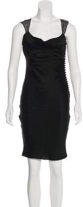 Christian Dior Knee-Length Sheath Dress
